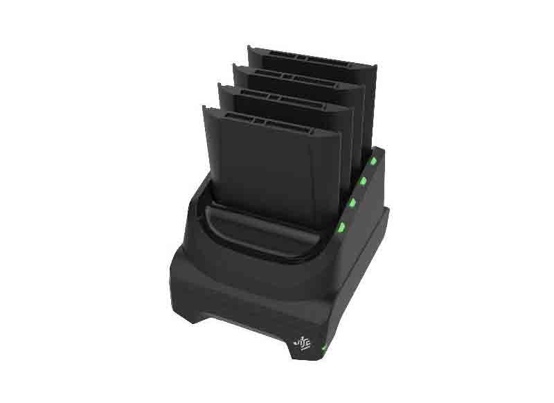 Zebra TC56 4-Slot Battery Charger